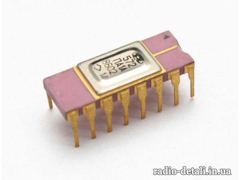 Интегральная микросхема 1